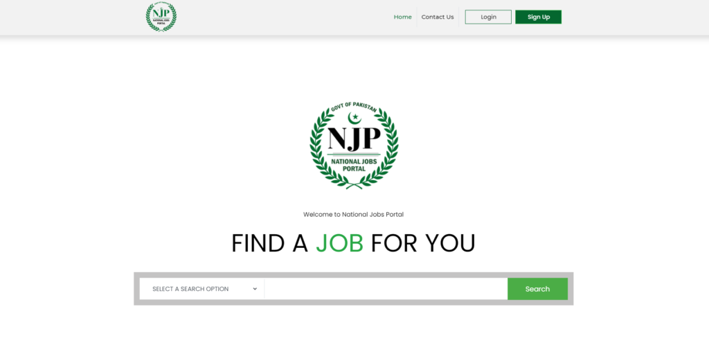 national jobs portal pakistan all jobs at one place or website